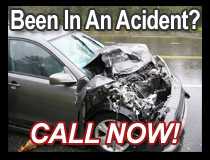 If you were in a car accident in Lowell  Call us Today!