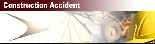 A Construction Accident in . A Construction Accident in Highland Village. Accident Recovery in the .