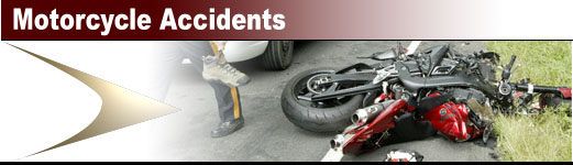 A Motorcycle Accident in Fort Worth. A Motorcycle Accident in Dallas. Accident Recovery in the DFW Metroplex.